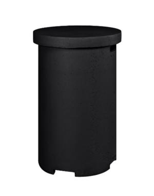 Enclosure Rond (Bijzettafel) LPG Zwart