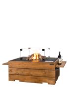 Cocoon Table Teakhout Rechthoek Met Accessoires