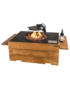 Grillplaat Cocoon Table Sfeer