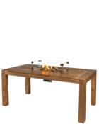Cocoon Table Inbouwbrander Rechthoek Tafel