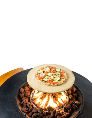 Pizzasteen Cocoon Table